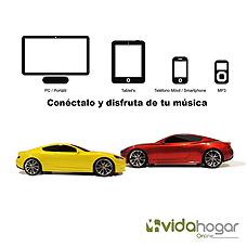Altavoz Coche FM/MP3